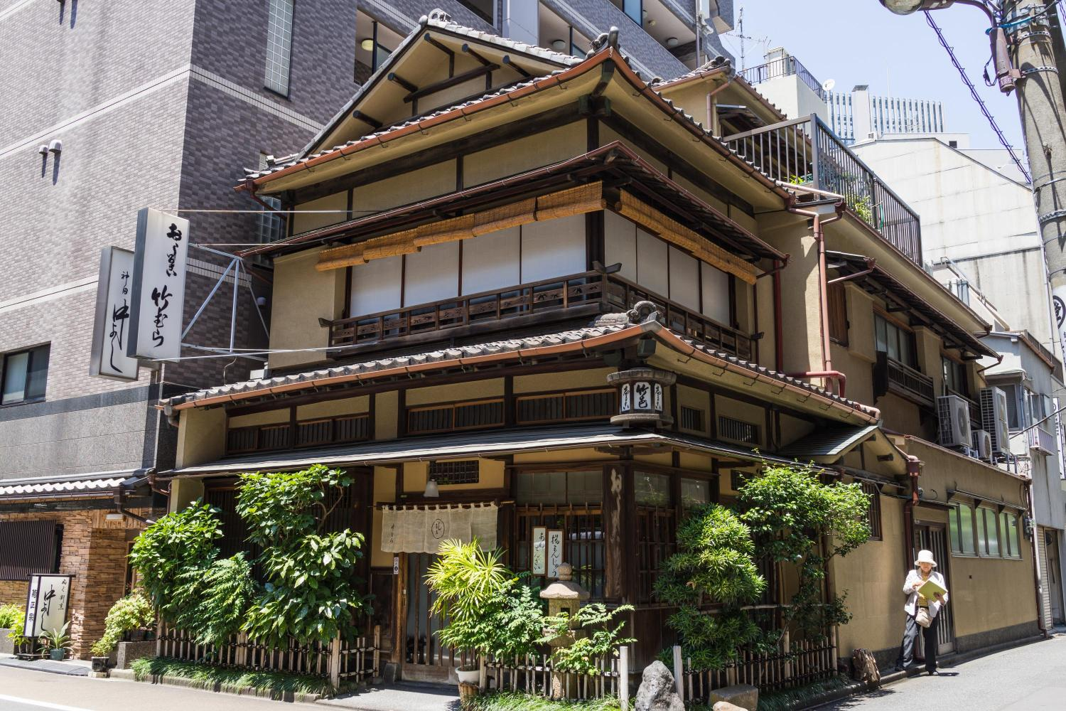 Kanda A Town Of Common People Since The Edo Period