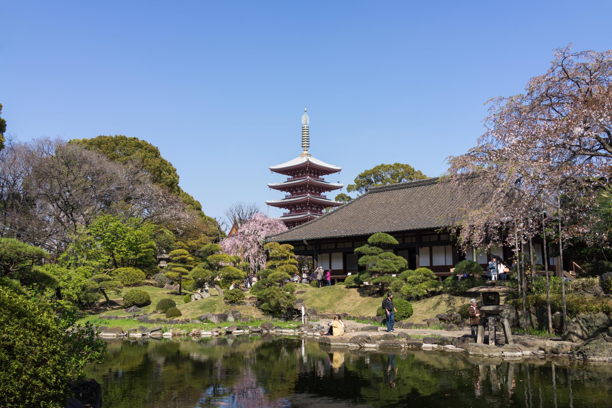 Demboin Temple With An Excellent Japanese Garden Ambassadors Japan