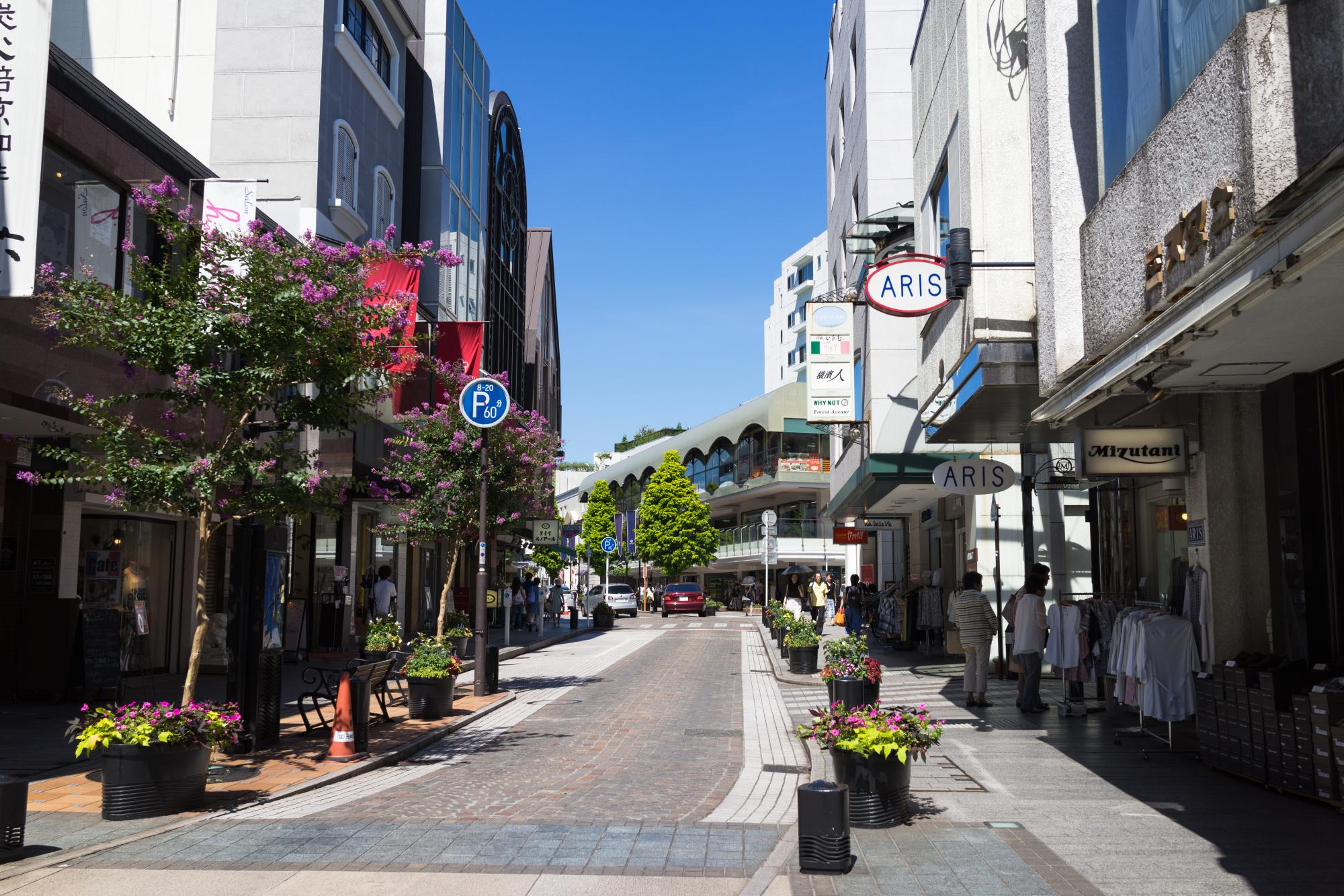 """Motomachi Shopping Street: Where """"High-Class"""" meets """"Kawaii ..."""